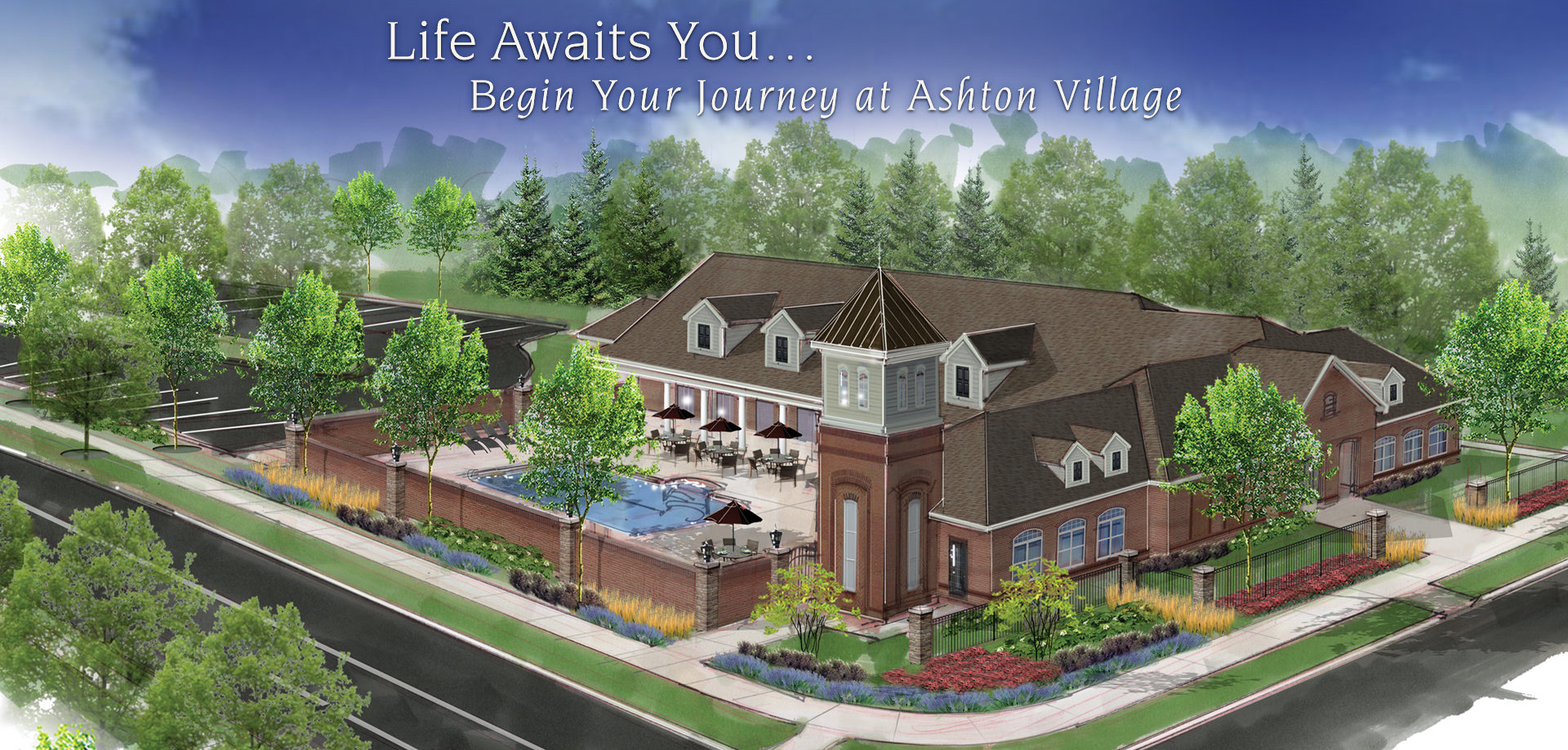 Ashton Village in Westerville, Ohio
